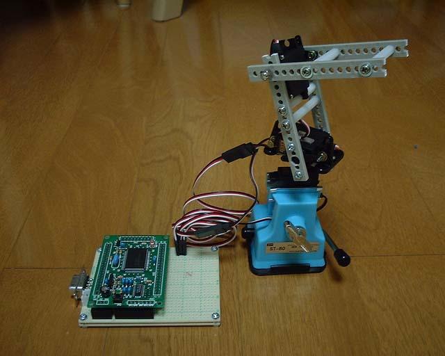 そもそもロボットアームを作りたくなったのは、「初めて学ぶ 基礎ロボット工学」を読んだのがきっかけでした。この本は吉野さんが Web  ページで紹介されていたので買っ